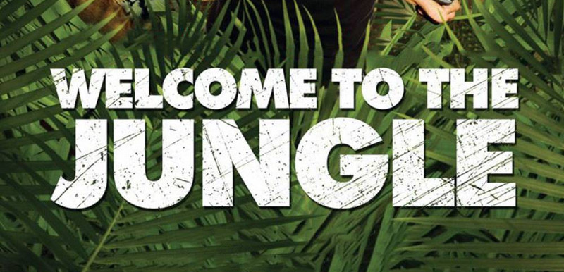 welcome to tje jungle