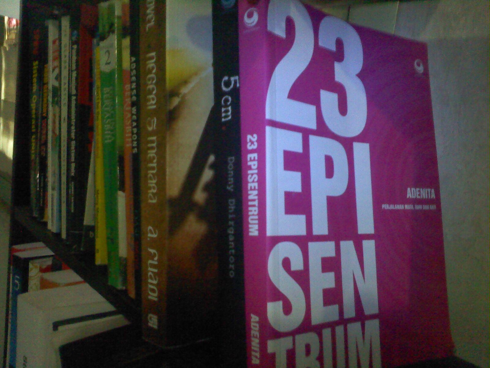 23 episentrum